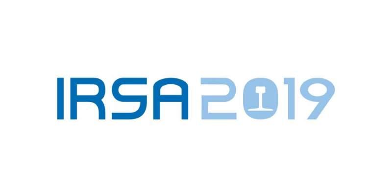 Goldsponsor der IRSA 2019