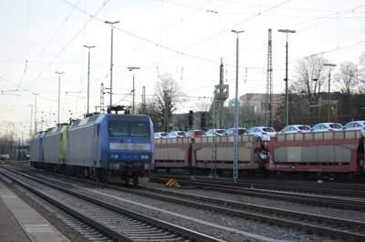 Folgen von Geschwindigkeitsbeschränkungen für den Schienengüterverkehr aus Lärmschutzgründen