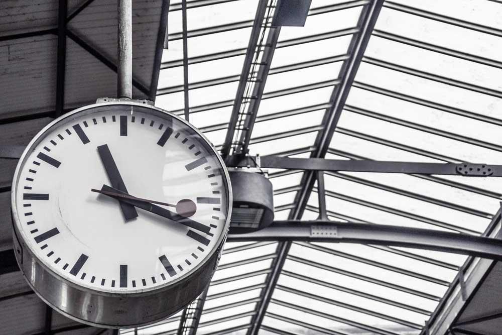 Fahrplanqualität: Netzweite Pünktlichkeitsbewertung
